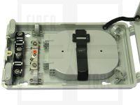 Внутреннее устройство оптического кросса обеспечивает простоту и удобство при монтаже и обслуживании оптических...